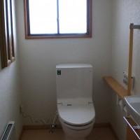 限られた狭い空間をどう居心地よくするか:トイレ編