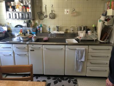 before:キッチン